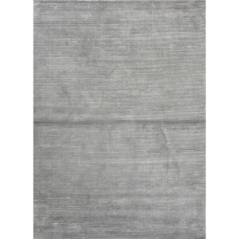 Jaipur Living BI02 Basis Handmade Solid Gray/ Silver Area Rug (10