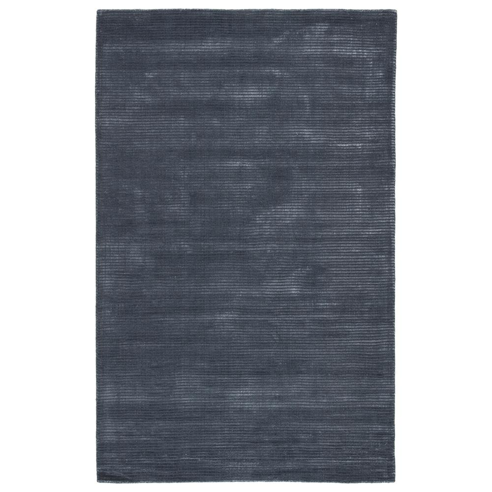 Jaipur Living BI17 Basis Handmade Solid Dark Blue Area Rug (5