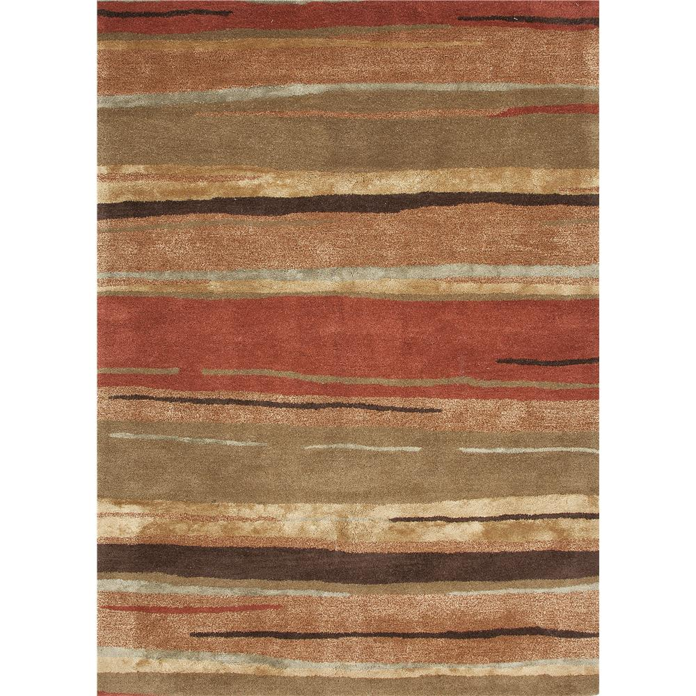Jaipur Living BQ06 Bernini Handmade Abstract Multicolor Area Rug (2