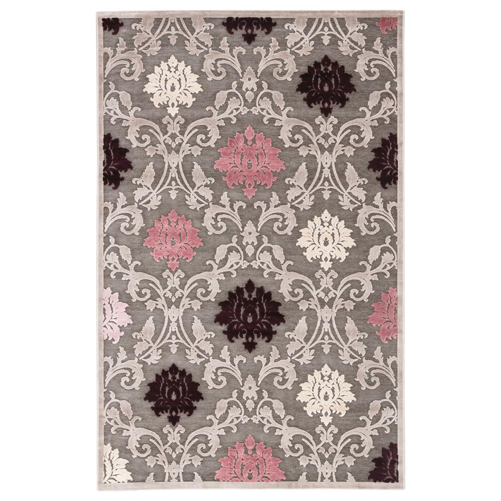 Jaipur Living FB26  9 Ft. 6 In. X 13 Ft. 6 In. Rectangle Rug in Gray