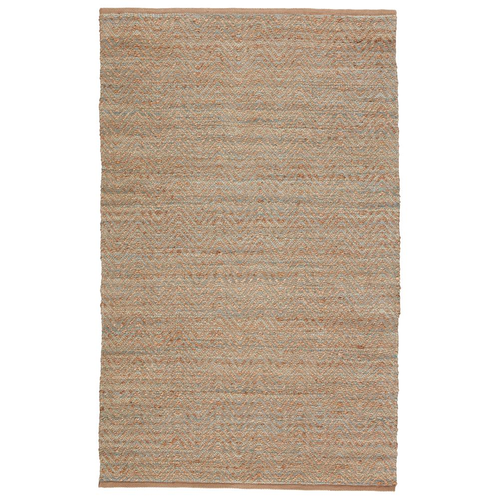 Jaipur Living HM20 Reap Natural Chevron Tan/ Green Area Rug (3