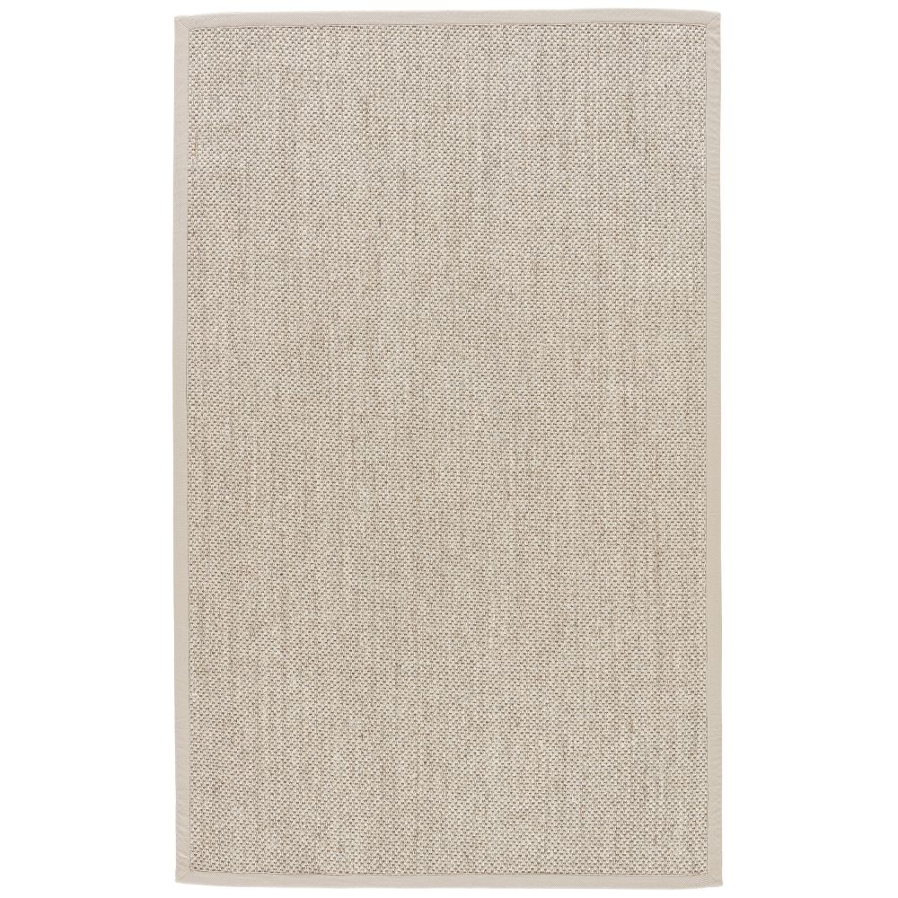Jaipur Living NAS09 Naples Natural Solid Beige/ Ivory Area Rug (2