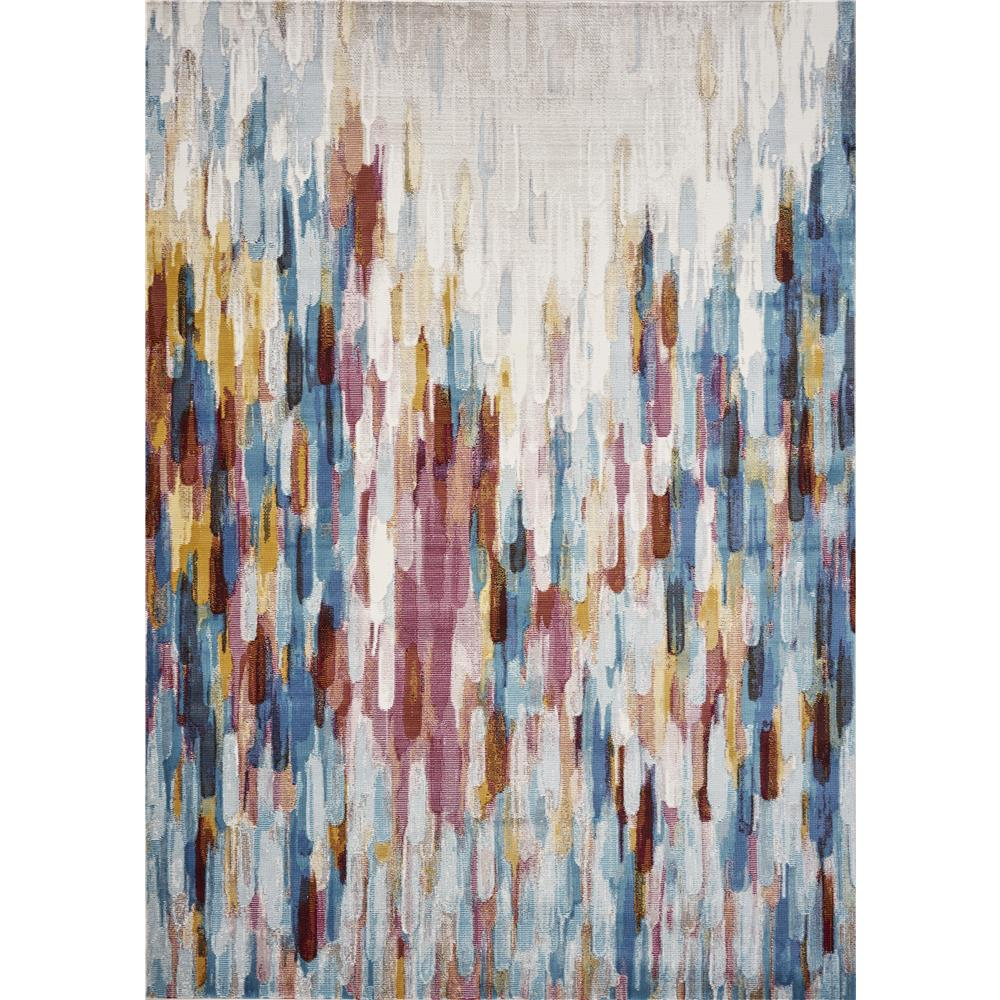 KAS 6103 Arte 7 Ft. 3 In. X 8 Ft. 11 In. Rectangle Rug in Multicolor