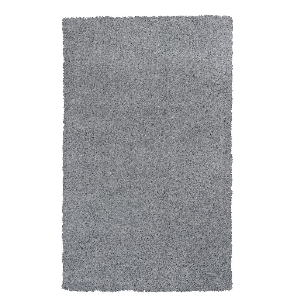 KAS 1557 Bliss 2 Ft. 3 In. X 7 Ft. 6 In. Runner Rug in Grey