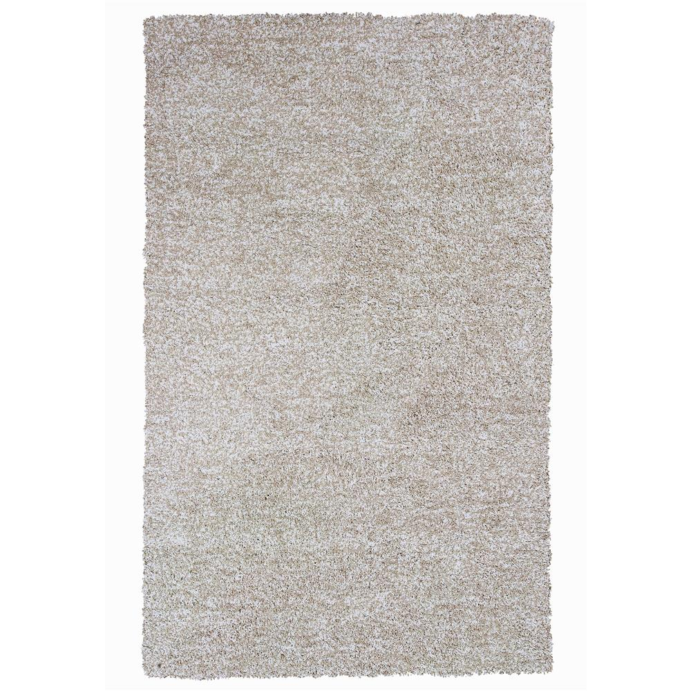 KAS 1580 Bliss 2 Ft. 3 In. X 7 Ft. 6 In. Runner Rug in Ivory Heather
