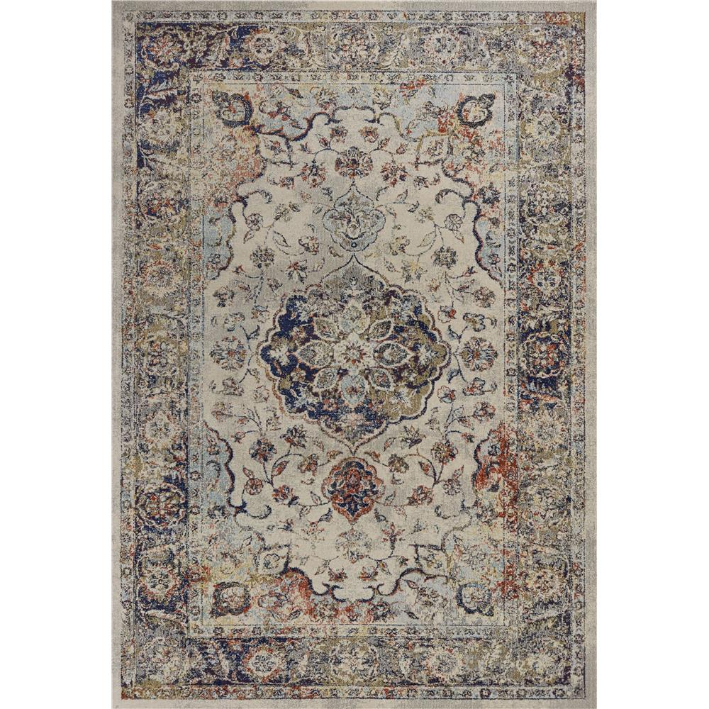 KAS 7852 Corsica 3 Ft. 3 In. X 4 Ft. 11 In. Rectangle Rug in Ivory