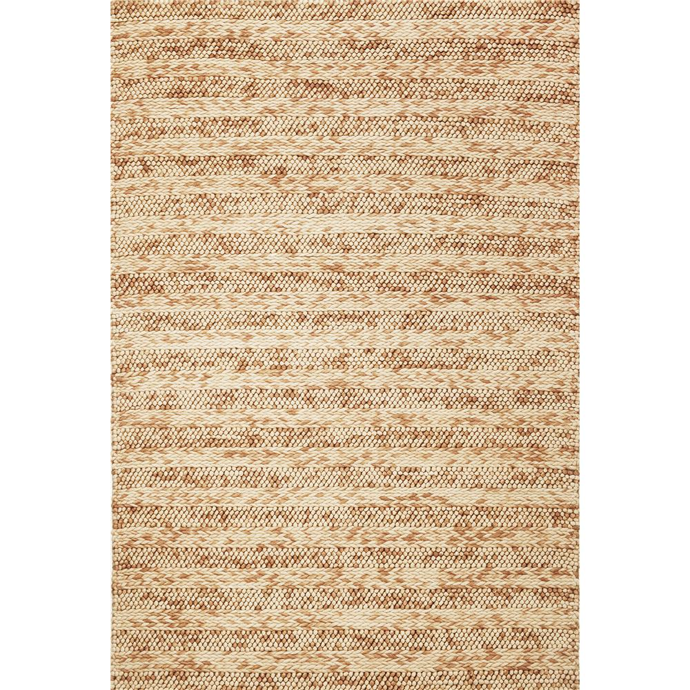 KAS 6154 Cortico 3 Ft. 3 In. X 5 Ft. 3 In. Rectangle Rug in Beige