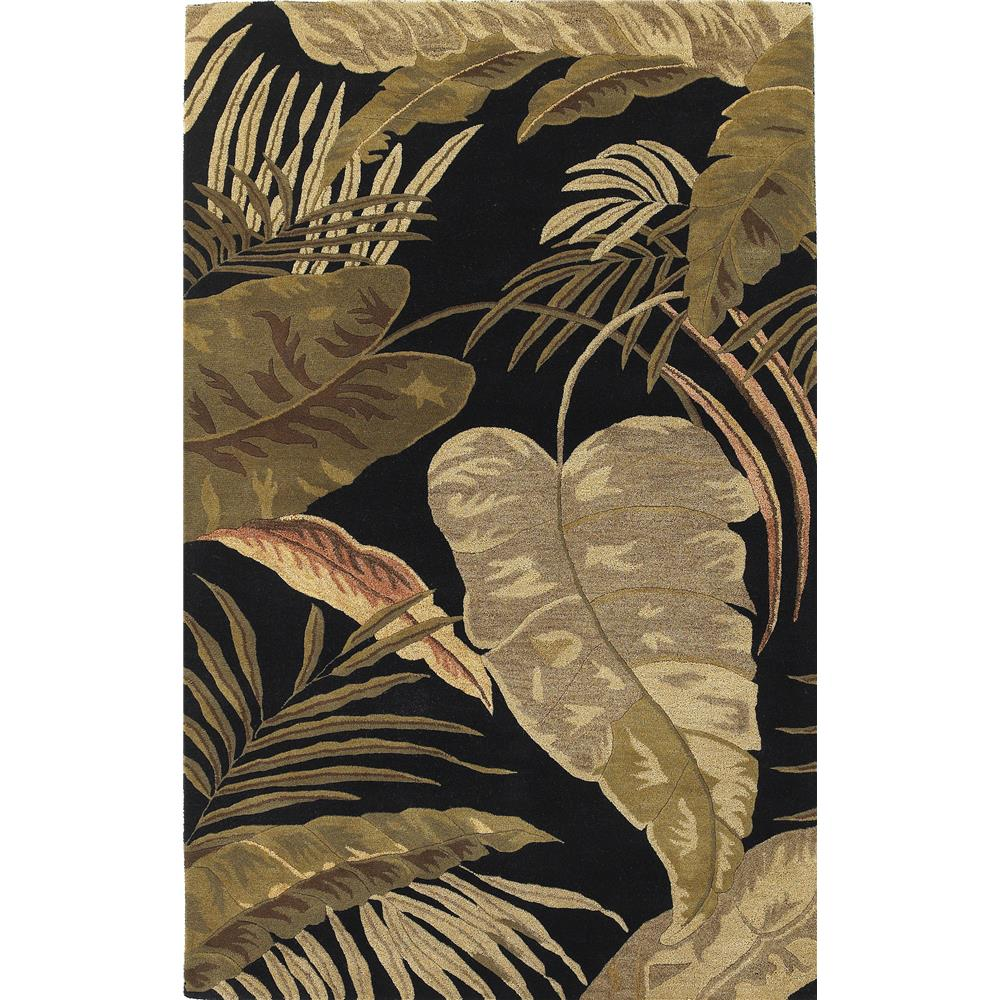 KAS 2616 Havana 2 Ft. 3 In. X 8 Ft. Runner Rug in Midnight