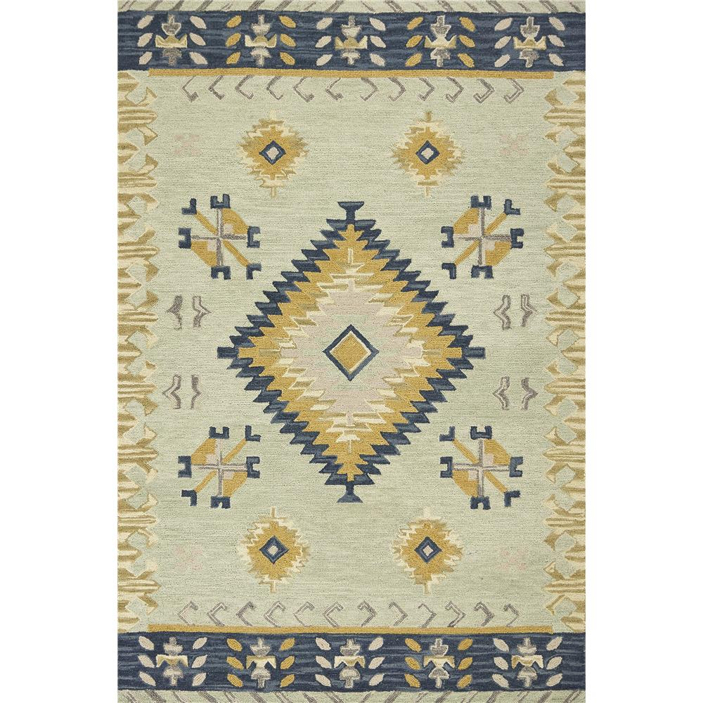 KAS 2906 Lisbon 3 Ft. 3 In. X 5 Ft. 3 In. Rectangle Rug in Mint