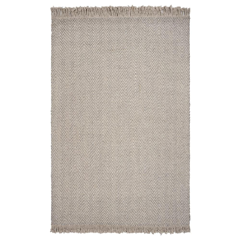 KAS 1343 Maui 3 Ft. 3 In. X 5 Ft. 3 In. Rectangle Rug in Oatmeal