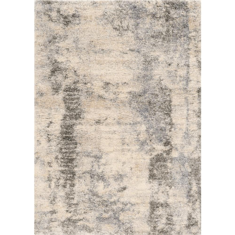KAS 6704 Merino 3 Ft. 9 In. X 5 Ft. 11 In. Rectangle Rug in Ivory/Blue