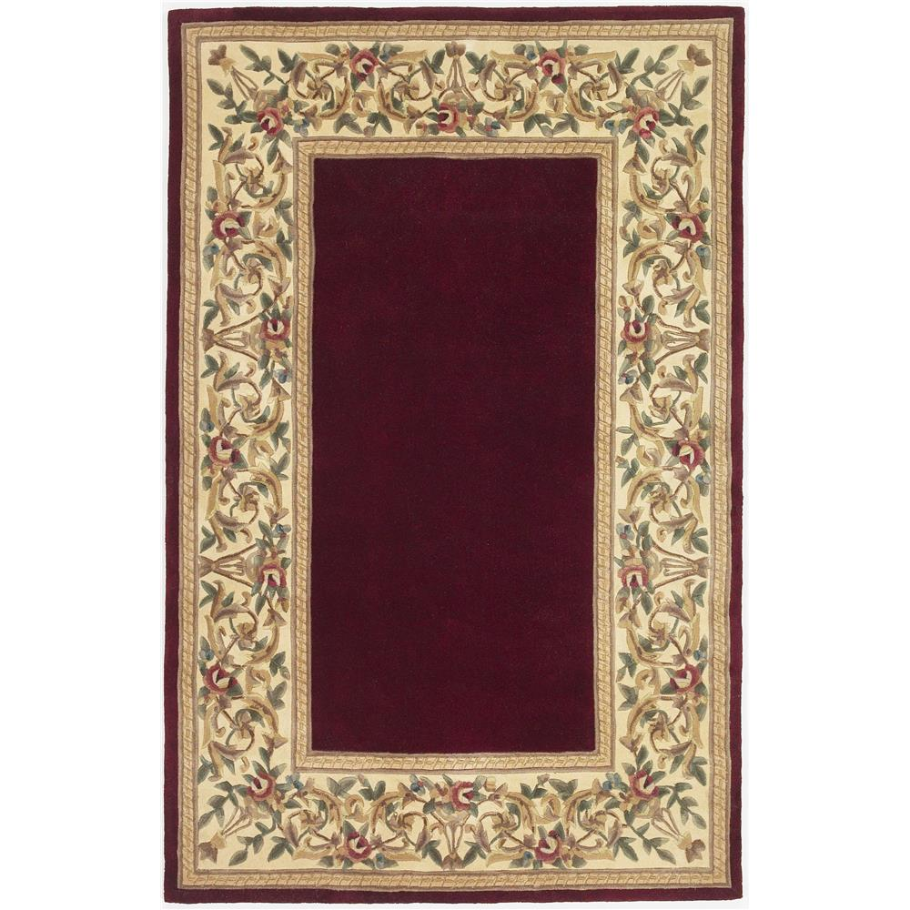 KAS 8979 Ruby 2 Ft. 6 In. X 4 Ft. 2 In. Rectangle Rug in Ruby