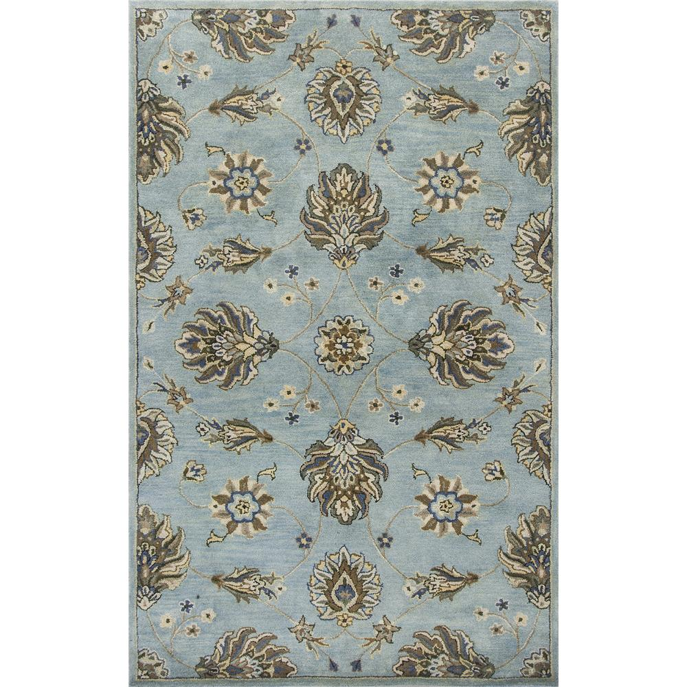 KAS 6029 Syriana 5 Ft. X 8 Ft. Rectangle Rug in Blue
