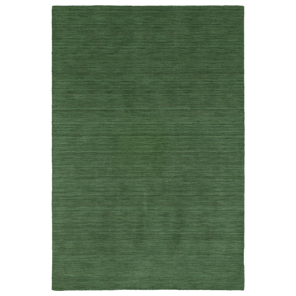 Kaleen Rugs 4500-81 Renaissance Collection 7 Ft 6 In x 9 Ft Rectangle Rug in Emerald