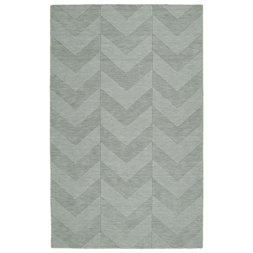 Kaleen Rugs IPM05-56 Imprints Modern Collection 5 Ft x 8 Ft Rectangle Rug in Spa