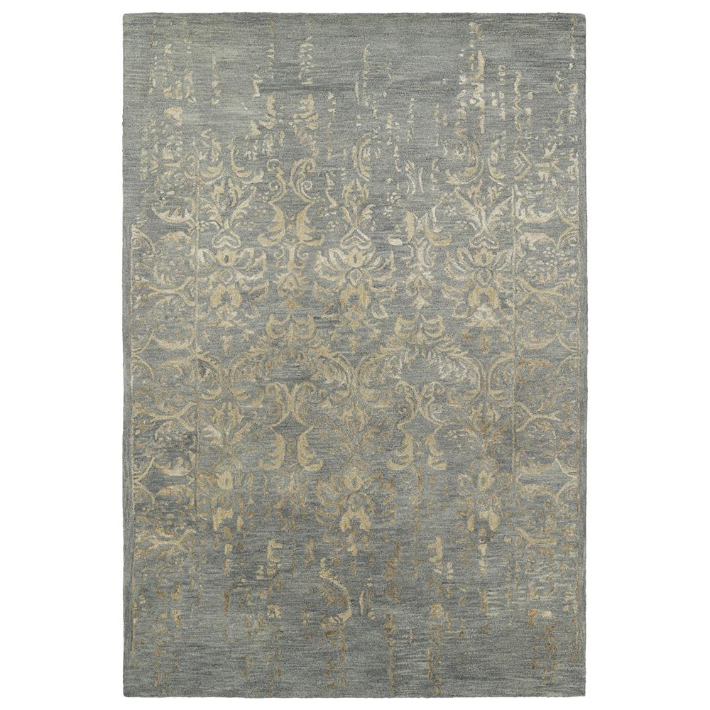 Kaleen Rugs MER03-18 Mercery Collection 8 Ft x 11 Ft Rectangle Rug in Bronze