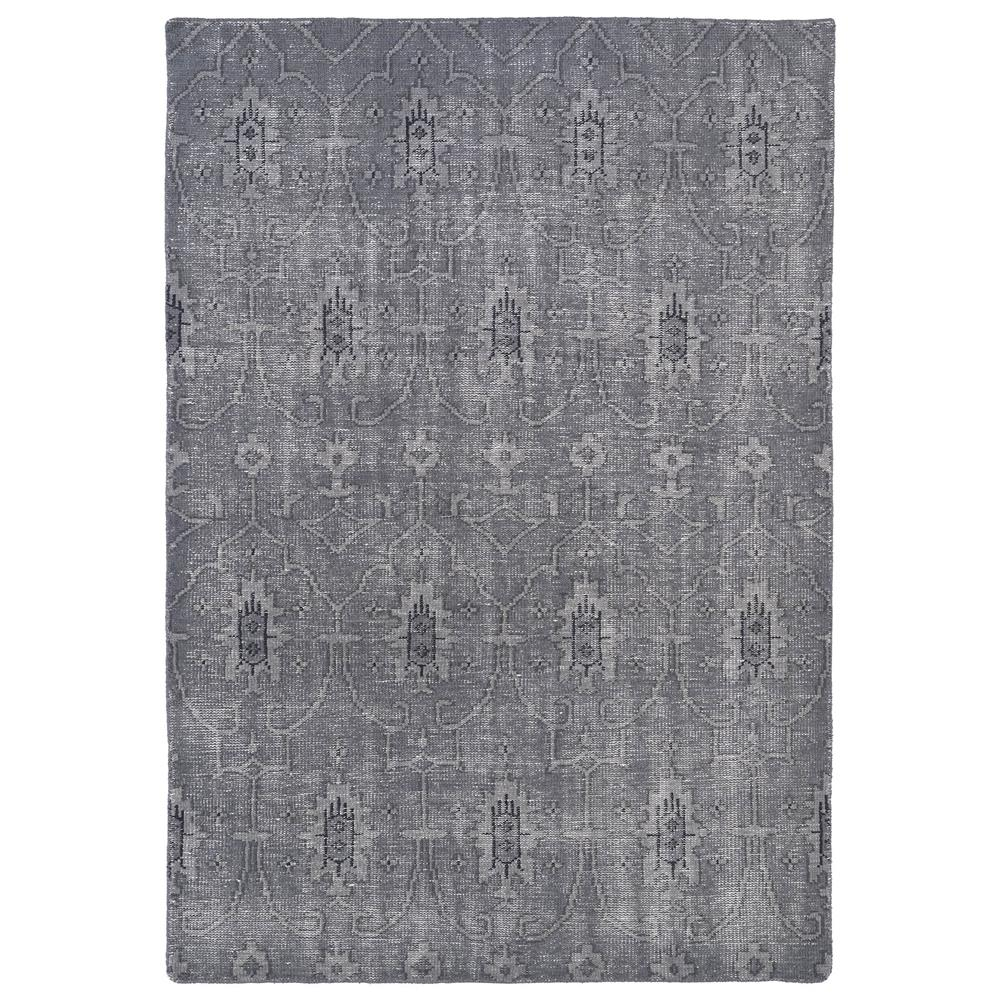 Kaleen Rugs RES01-75 Restoration 2 Ft. X 3 Ft. Rectangle Rug in Grey