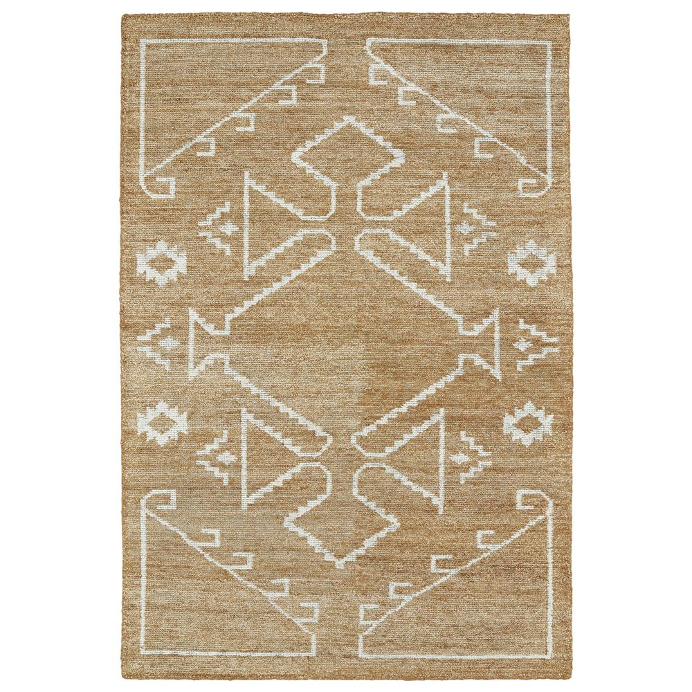 Kaleen Rugs SOL09-67 Solitaire Collection 2 Ft x 3 Ft Rectangle Rug in Copper