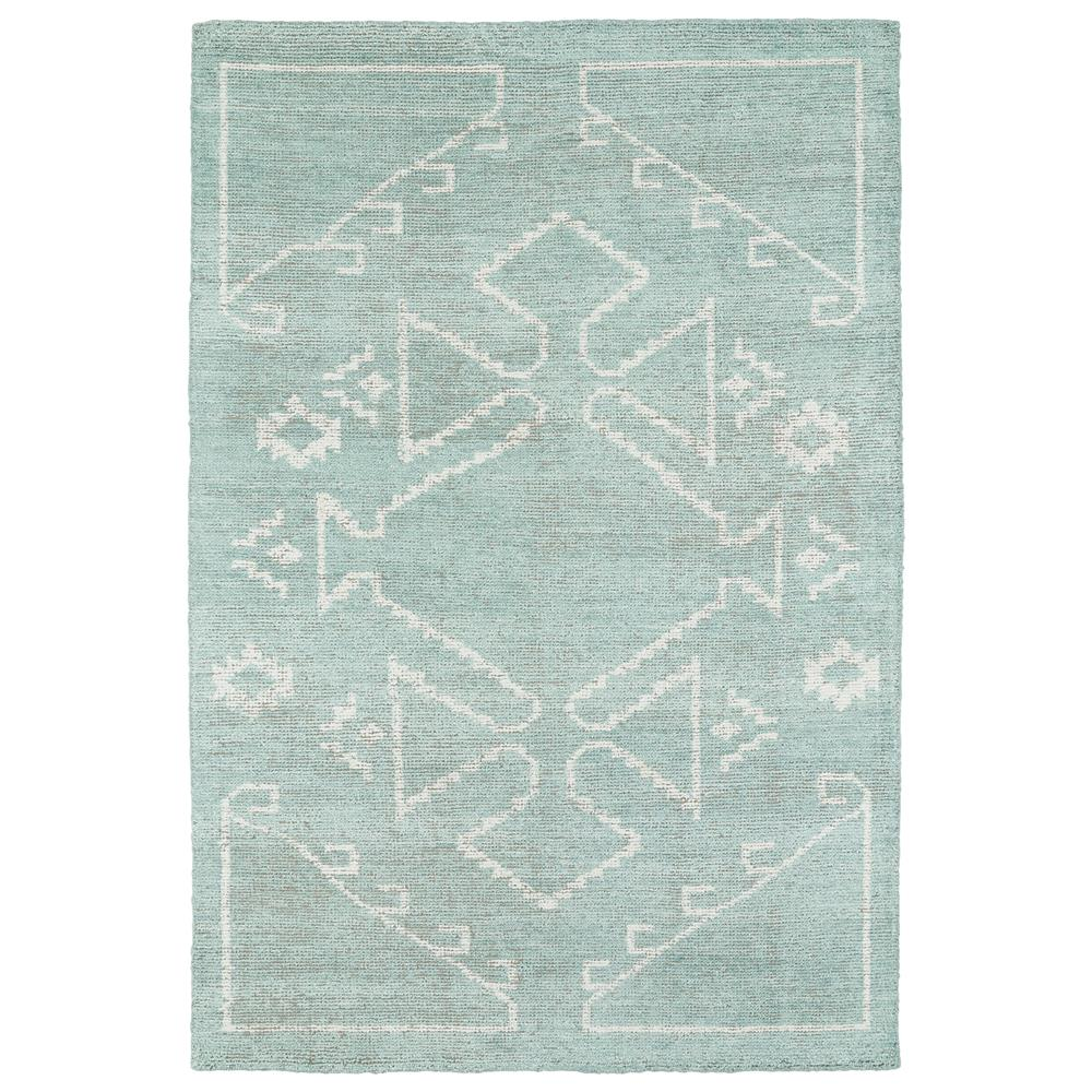 Kaleen Rugs SOL09-88 Solitaire Collection 9 Ft 6 In x 13 Ft Rectangle Rug in Mint
