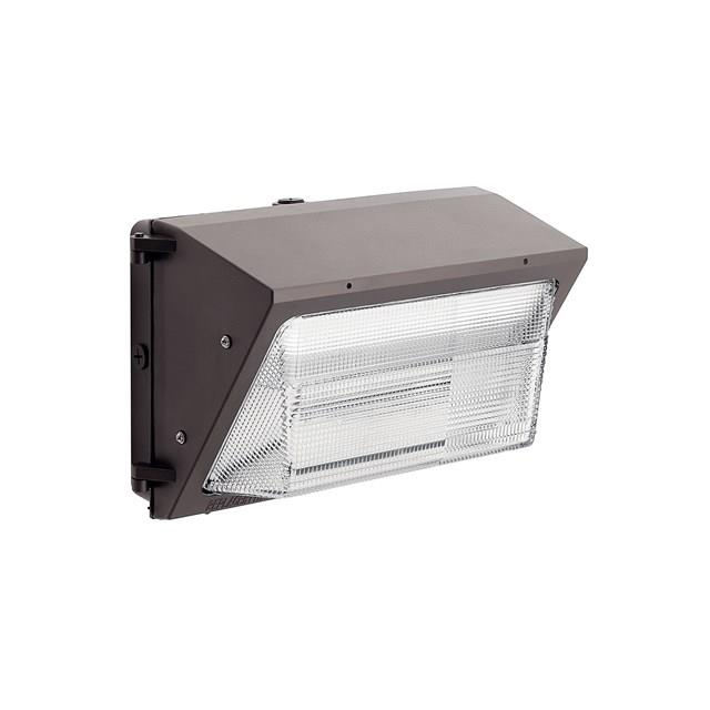 Kichler 16232AZT40 120V LED C-Series Wall Pack 37W 40K AZT in Textured Architectural Bronze