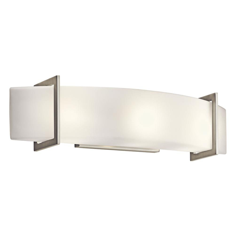 Kichler 45220NI Linear Bath 24in in Brushed Nickel