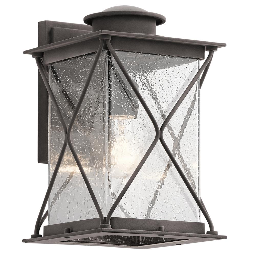 Kichler 49744WZCL16 Outdoor Wall 1Lt LED