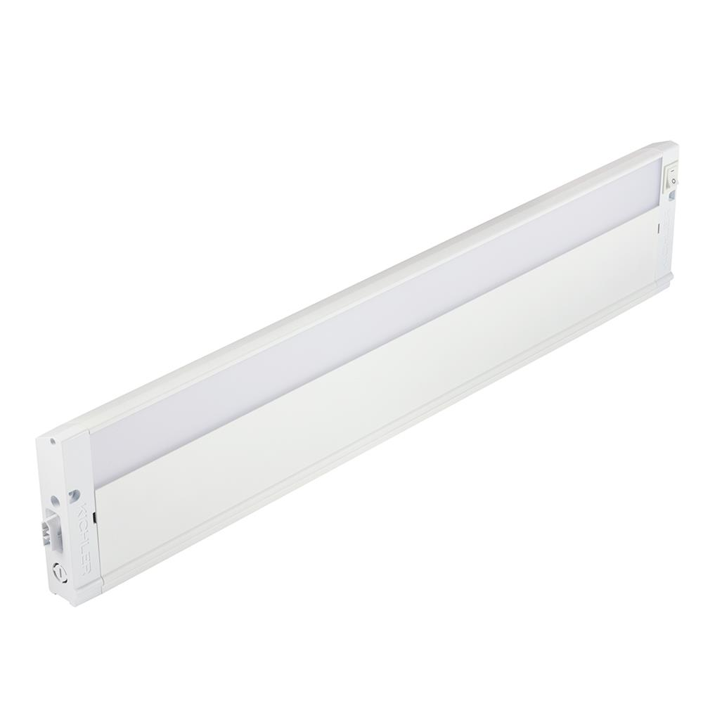 Kichler 4U30K22WHT 4U Series LED 4U LED Ucab 3000K - 22 Textured White