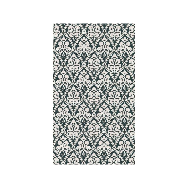 Kravet Design W3092.816 Color At Home Wallpaper In Black