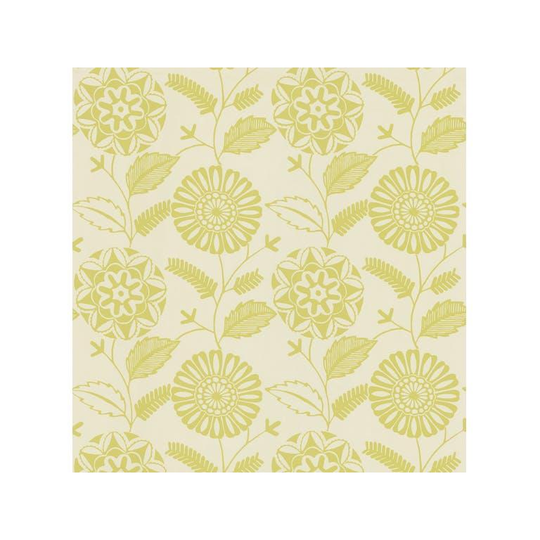 Kravet Design W3096.123 Color At Home Wallpaper In Yellow