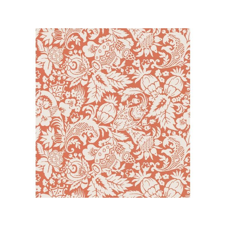 Kravet Design W3098.12 Color At Home Wallpaper In Red