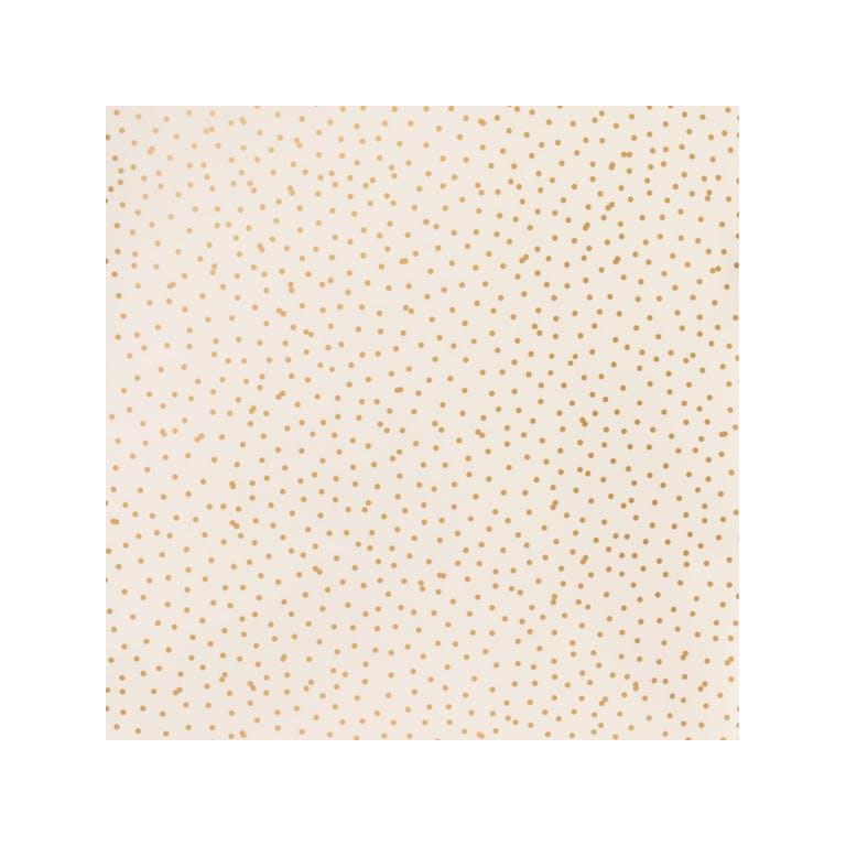 Kravet Design W3328.4 Confetti Dot Wallpaper In Gold