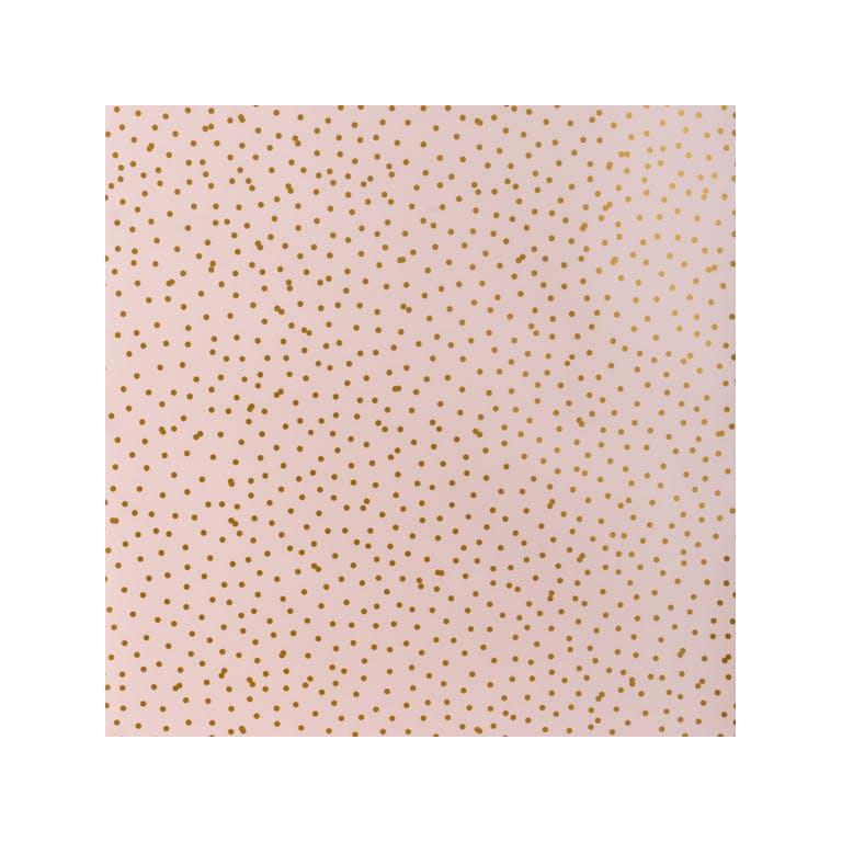 Kravet Design W3328.417 Confetti Dot Wallpaper In Soft Pink