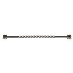 LB Brass LC1565351 Cabinet Pull in Satin Steel