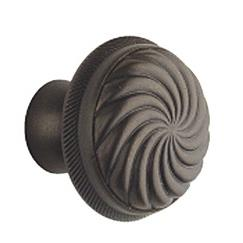 LB Brass 1233303 Cabinet knobs in Polished Brass