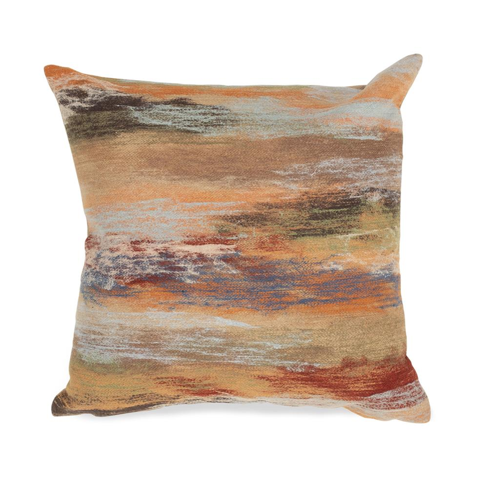 "Liora Manne 7SA1S416244 Visions I 4162/44 Vista Indoor/Outdoor Multi 12""x20"" Pillow"