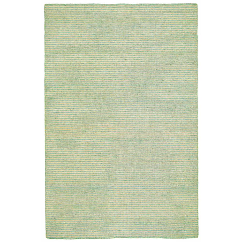 Liora Manne 6203/04 Mojave Pencil Stripe Indoor/Outdoor Rug Blue 7