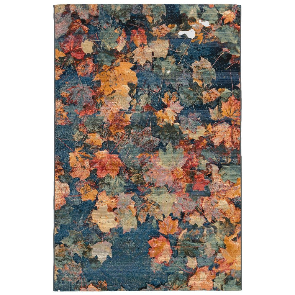 Liora Manne 8083/44 Marina Fall In Love Indoor/Outdoor Rug in Multi 3 ft. 3 in. X 4 ft. 9 in.