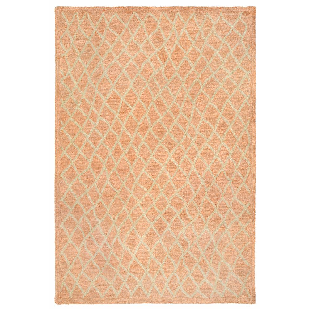 Liora Manne 6851/17 Wooster Twist Indoor/Outdoor Rug Orange 5