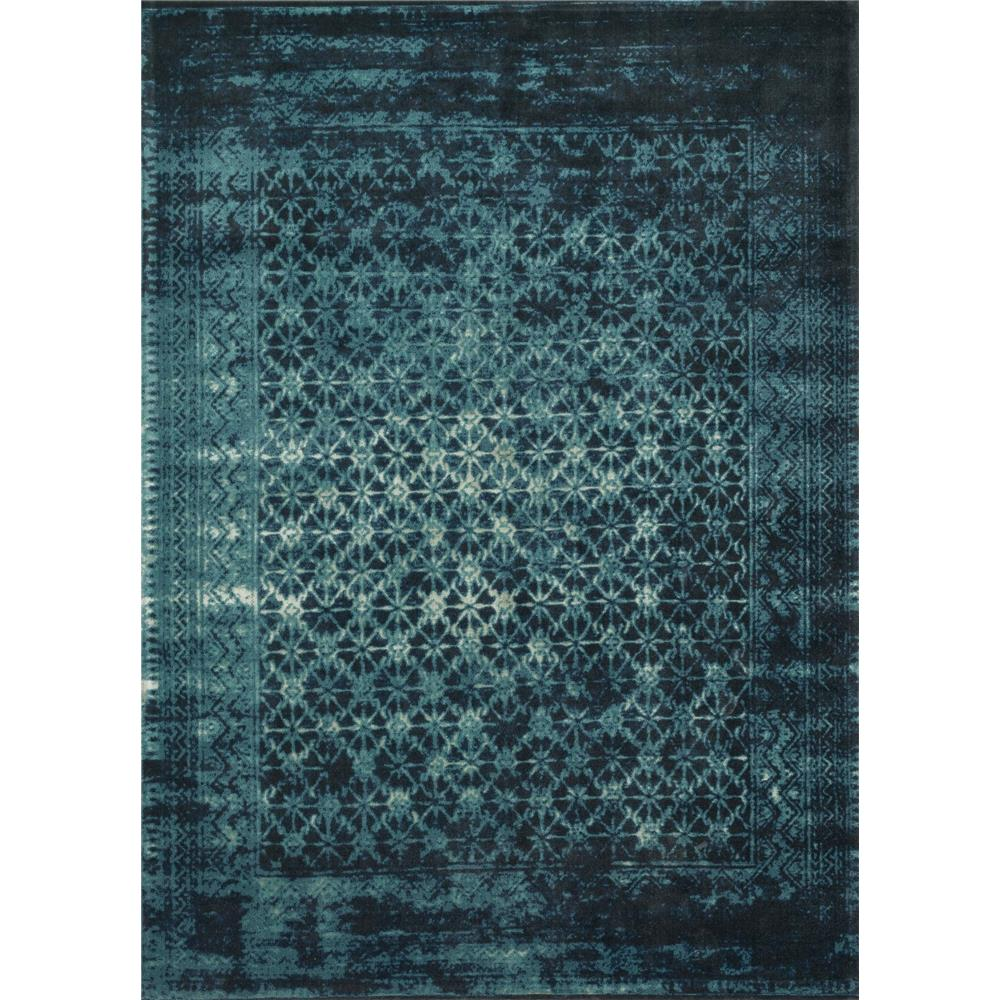 Loloi Rugs JO-10 Journey Indigo/Blue Transitional Area Rug in 9