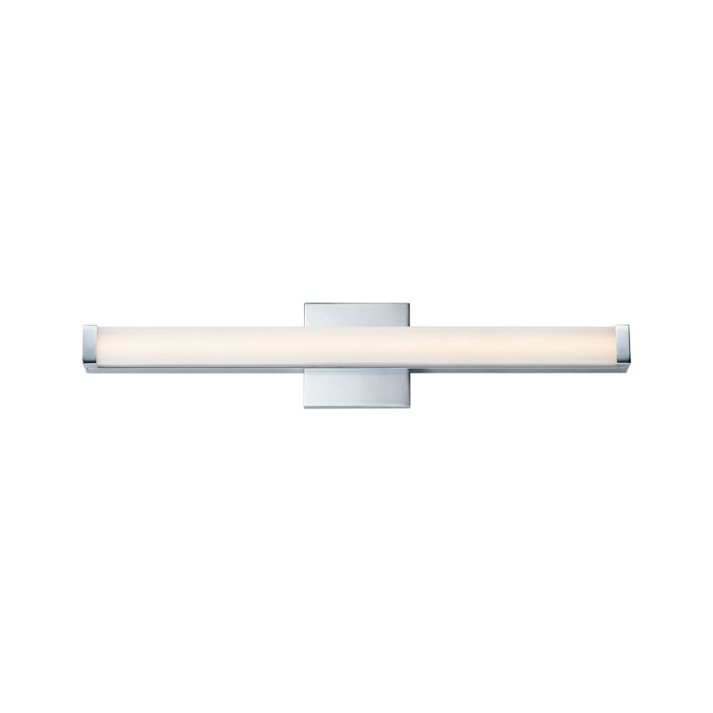 "Maxim Lighting 52002PC Spec Vanity LED 24"" Bath in Polished Chrome"