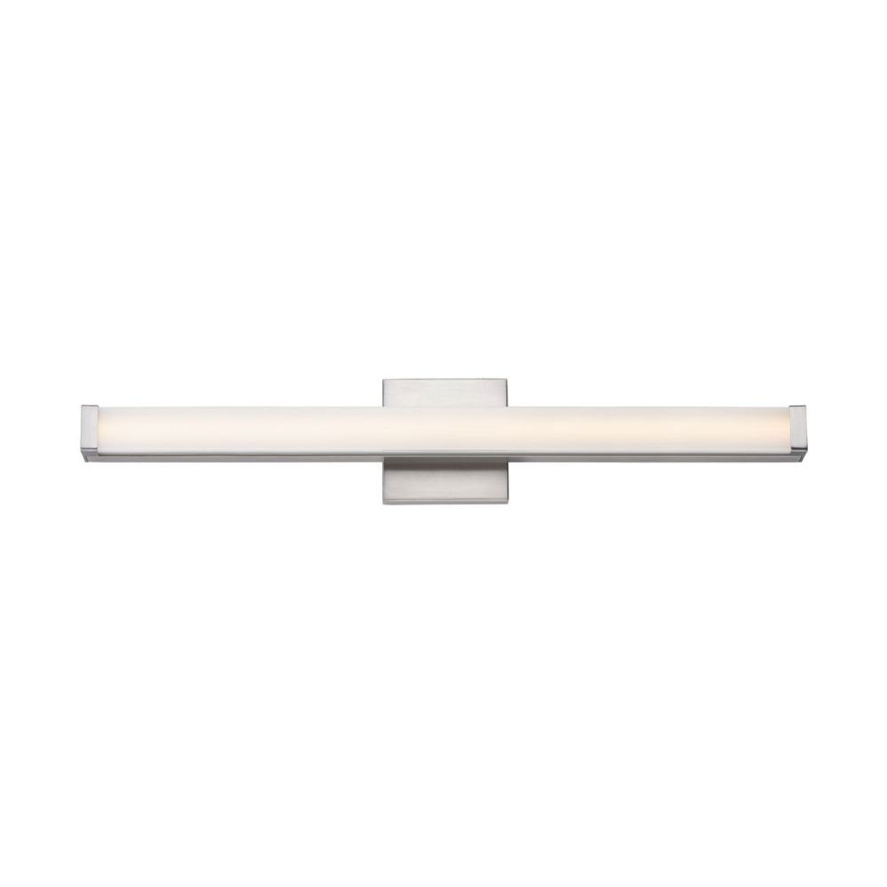 "Maxim Lighting 52002SN Spec Vanity LED 24"" Bath in Satin Nickel"