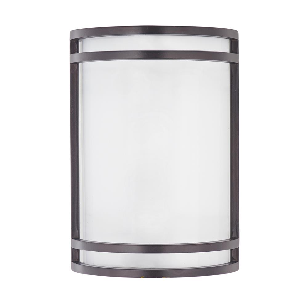Maxim Lighting 55538WTBZ Linear LED Outdoor Wall Sconce in Bronze