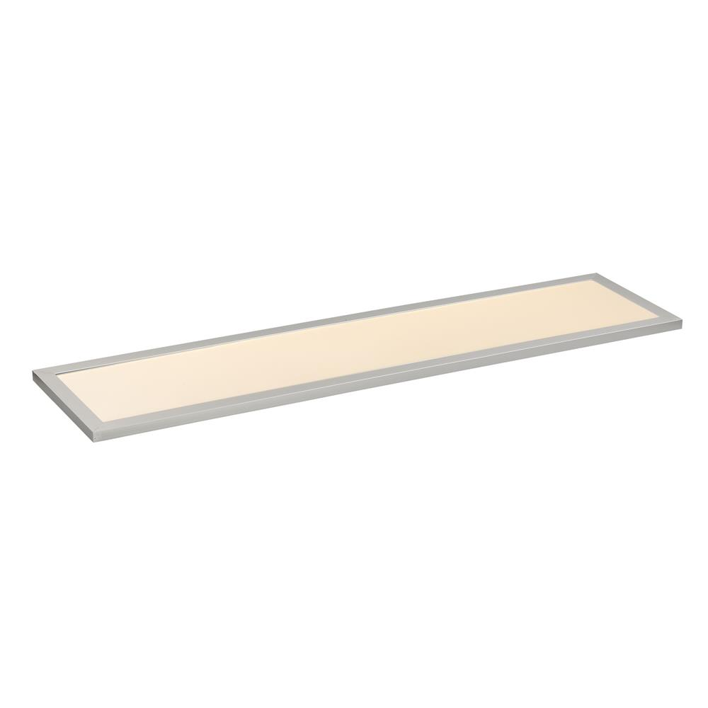 "Maxim Lighting 57764WTAL Sky LED 12""x48"" 3000K Flush Mount"