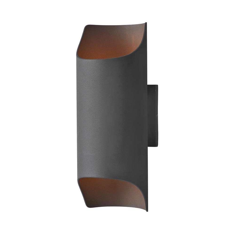 Maxim Lighting 86119ABZ Lightray LED Outdoor Wall Sconce in Architectural Bronze