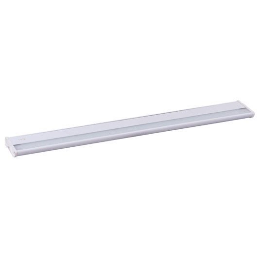 "Maxim Lighting 89936WT CounterMax MX-L120DL 30"" 2700K LED Under Cabinet"
