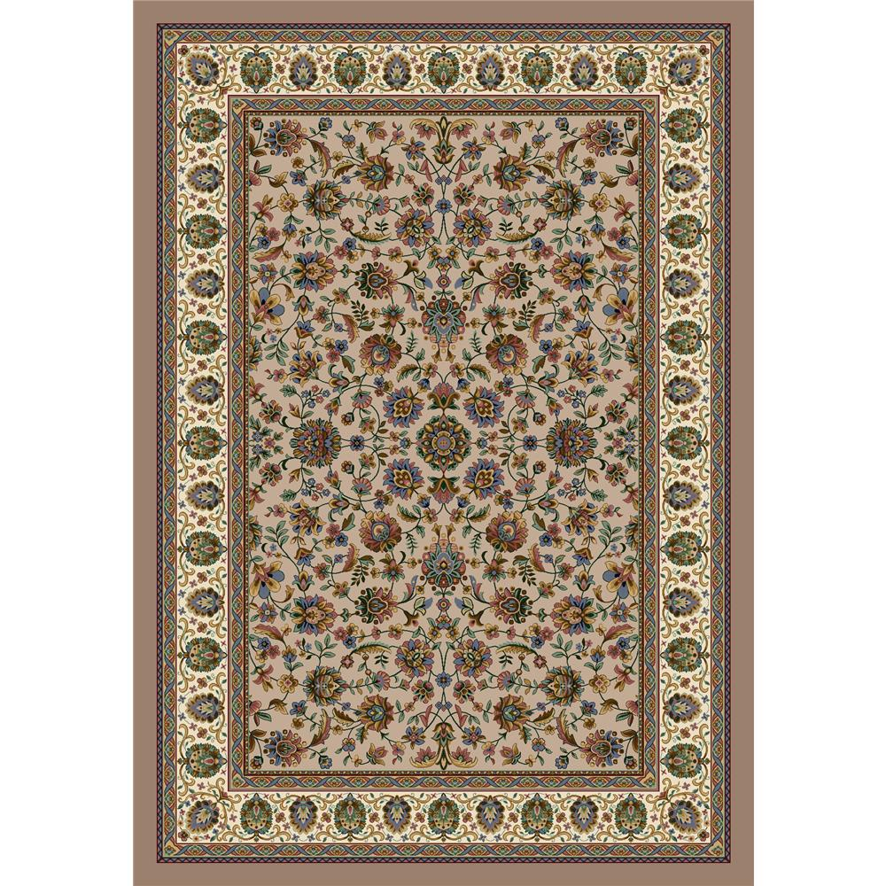 Milliken Signature Persian Palace Rug in Sandstone-2.8x3.10 Rectangle