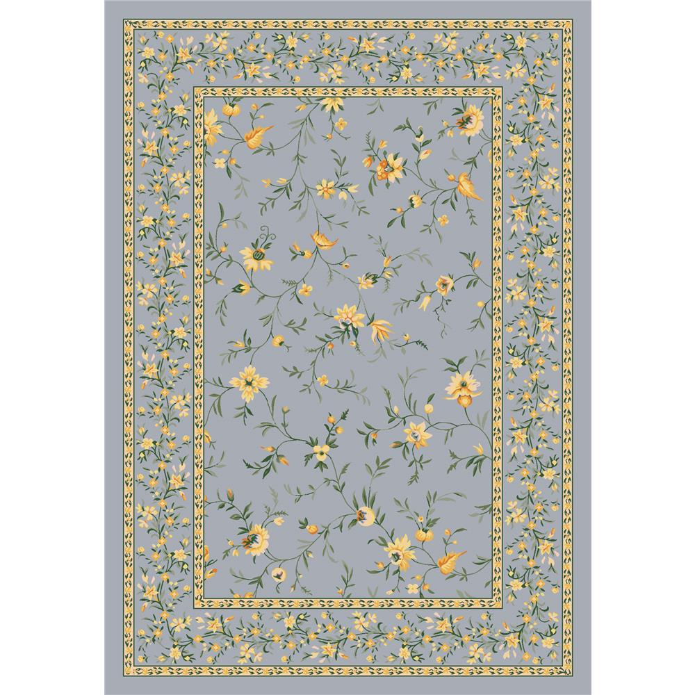 Milliken Pastiche Hampshire Rug in Storm-2.8x3.10 Rectangle