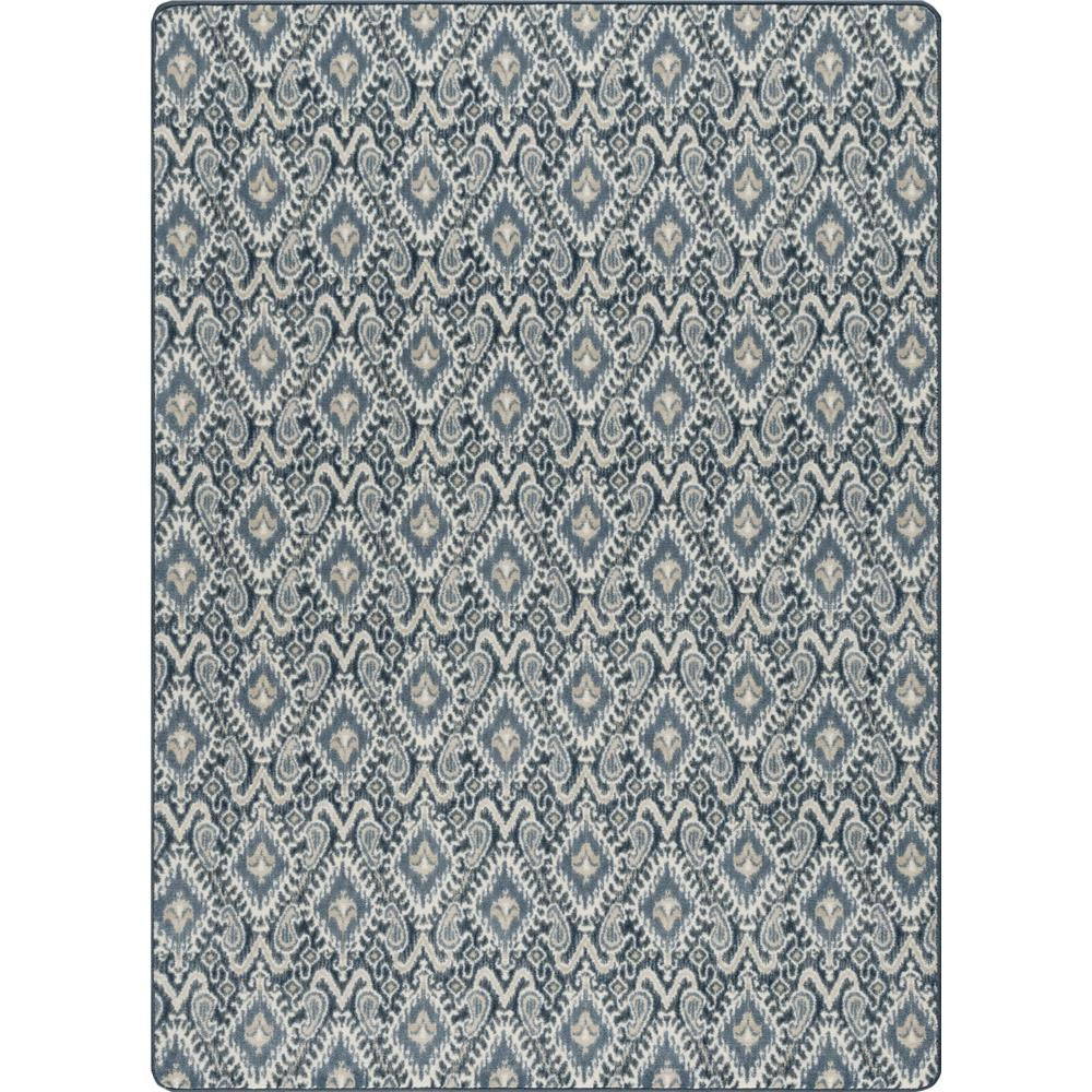 Miliken and Company Imagine Crafted Area Rug in Indigo