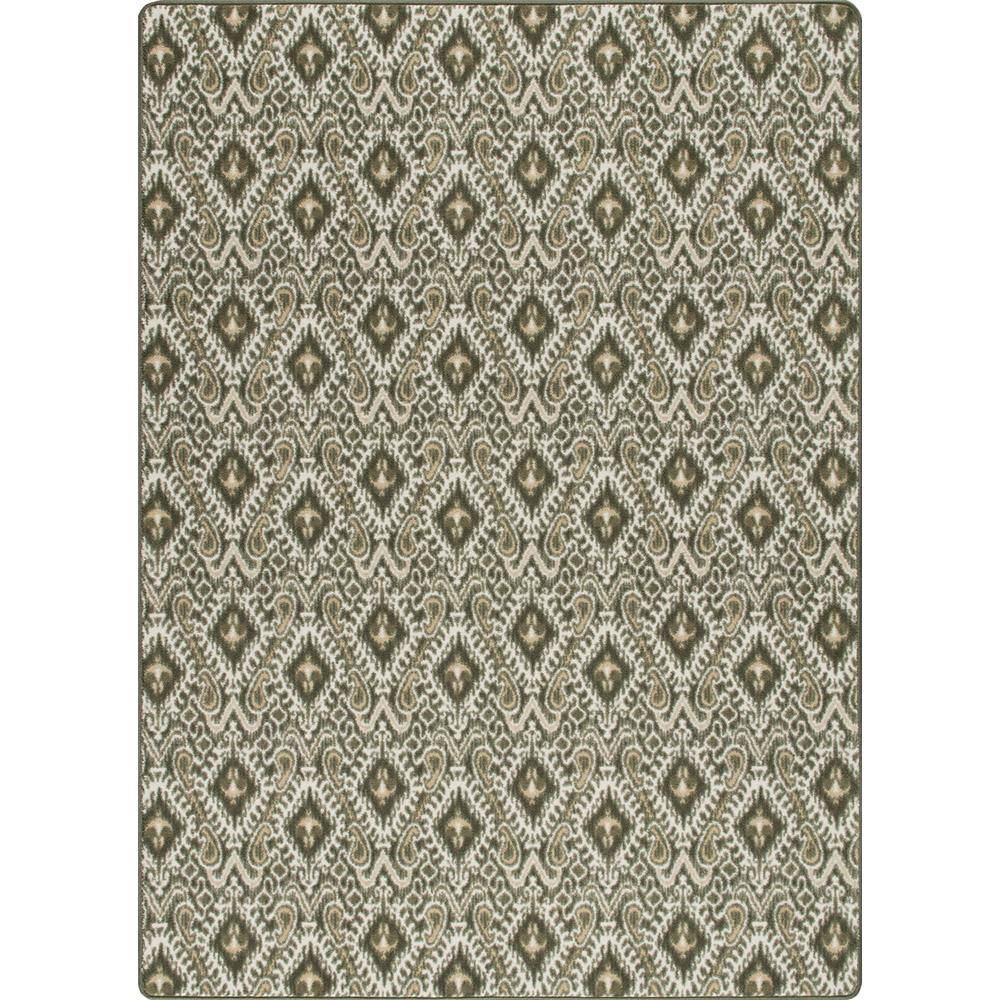 Miliken and Company Imagine Crafted Area Rug in Olivewood
