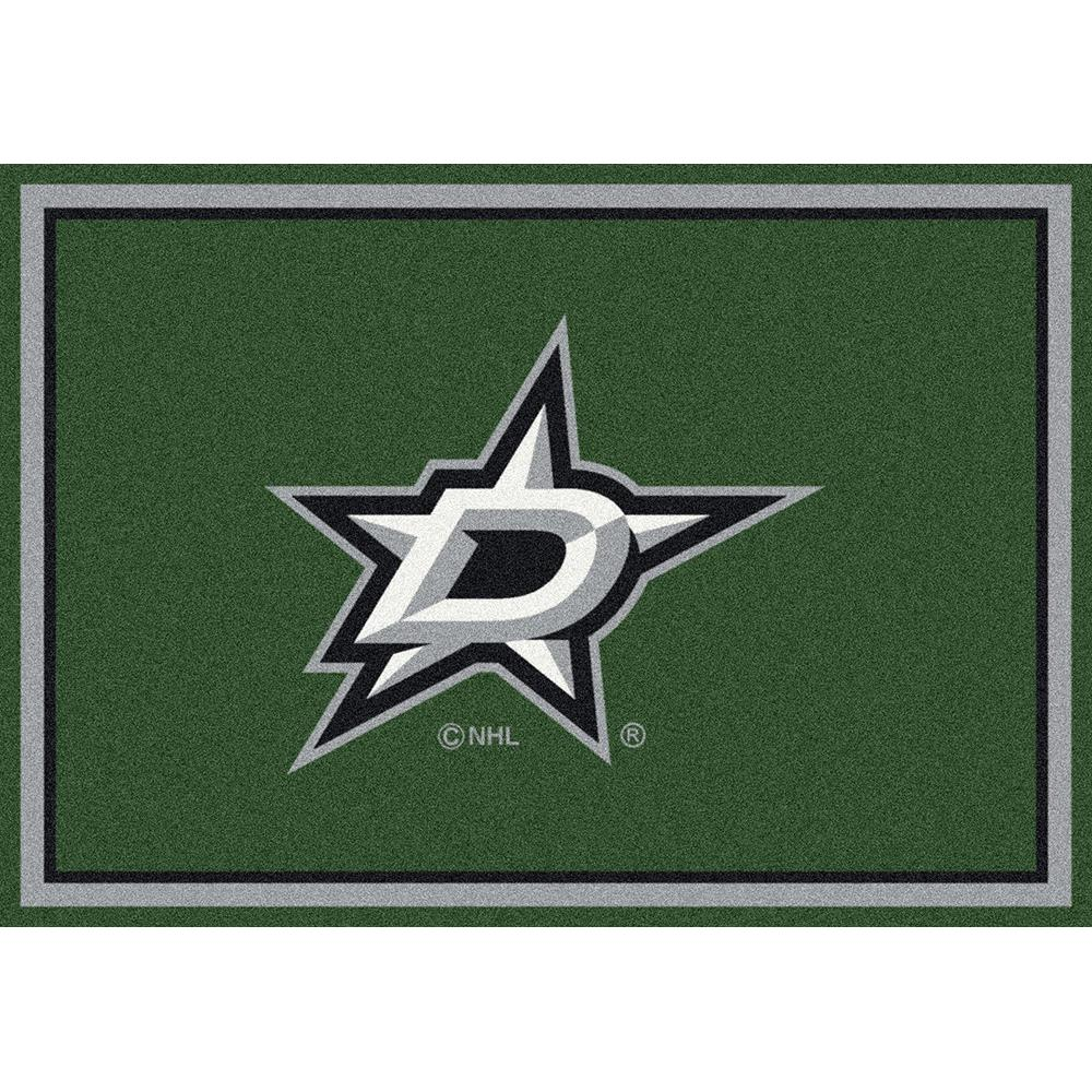 Milliken NHL Team Spirit Dallas Stars Team Rug in 2